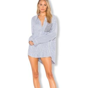 Revolve PLUSH Ultra Soft Boyfriend Sleep Shirt